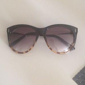 J Crew brand tortoise sunglasses brown mint!